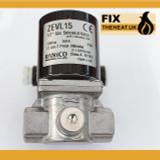 Banico ZEV15 1/2 BSP GAS SOLENOID VALVE 230VAC FTB5298 5055639125162
