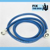 Washing Machine 2.5 Metre Blue Cold Water Inlet Hose FTB2271 5055639135604