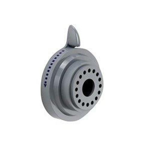 Aqualisa 235003 temperature control lever assembly - grey FTB6615 5023942062542