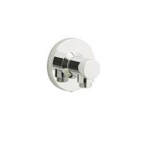 Aqualisa 254806 Adjustable Shower Head Wall Outlet Assembly - Chrome FTB6629 5023942058736