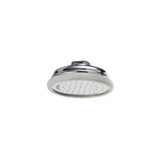 Aqualisa 213041 Antique style 60mm spray plate and head - White/chrome FTB6658 Enter EAN number / Barcode