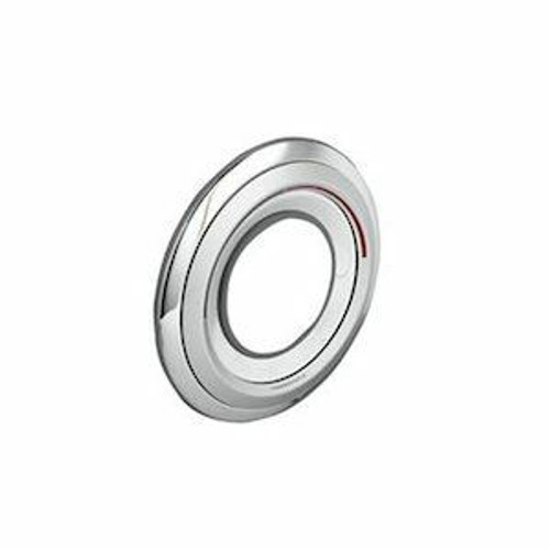 Aqualisa 213012 Large wall plate and gasket - Chrome/gold FTB6728 Enter EAN number / Barcode