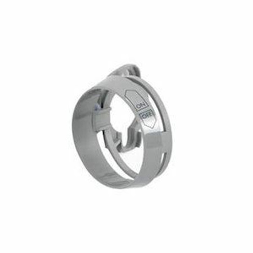 Aqualisa 214028 On/off contol graphic ring - Satin chrome FTB6741 Enter EAN number / Barcode