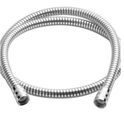 Aqualisa ERH12501 1.25m EasyClean ribbed shower hose FTB12010 5023942081666