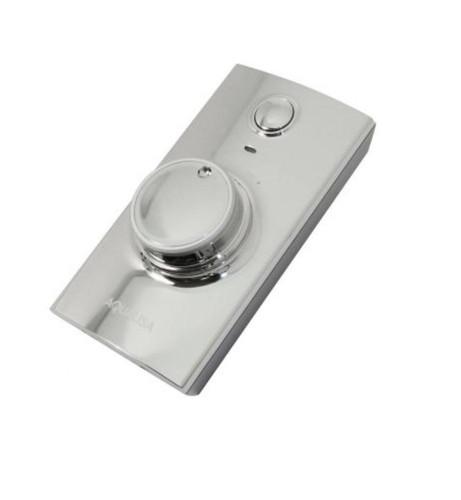 Aqualisa 910371 Digital shower controller Visage, Divert - Chrome FTB12283 5023942095212