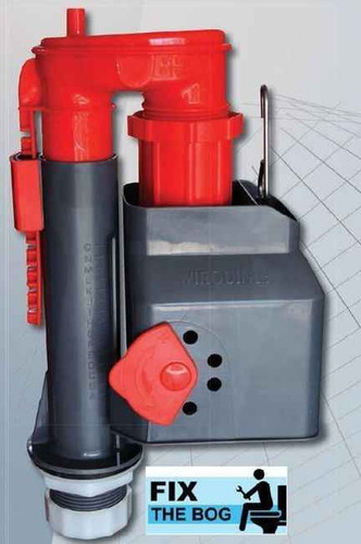 Macdee Motion Dual Flush Adjustable Syphon - Diy Dream FTB2205 5055639141346