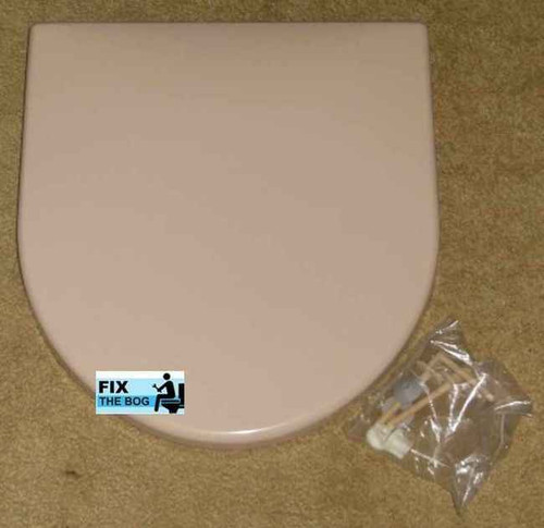 Ideal Standard Honeysuckle Brasilia Toilet Seat And Cover With Chrome Hinges FTB2135 5055639140639