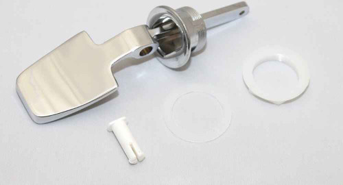 Jacuzzi Natura Replacement Cistern Toilet Wc Side Lever Chrome Paddle FTB1896 5055639130135