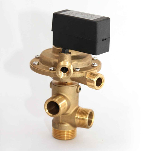 Combi Boiler 3 Way Diverter Valve Fits Diverter Valve Worcester 9.24 Electronic 8716142450, Zagas 167/051 FTB1957 5055639138612