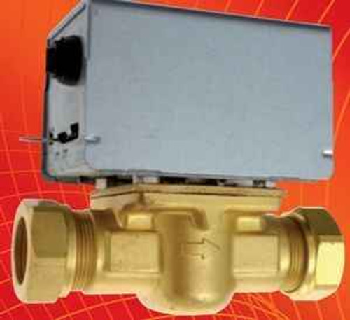 2 Port 3/4 Bspf Heating Water Motorised Zone Valve Actuator Can Replace Honeywell Horstmann FTB1960 5055639139251