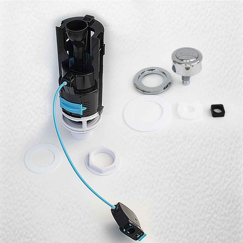 Skylo Universal Dual Flush Valve For Concealed Cistern 300Mm Cable FTB1988 5060262730584