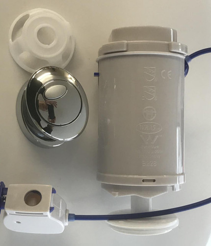 Cistern Replacement Flush Valve B228 Toilet To Go Toronto Zone Winchester Purity Pinot Neon BandQ FTB349 5055639124165