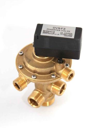 Ravenheat Combi Boiler 3 Way Diverter Valve Fits Rsf 820/20 Rsf 820/20T Cf 10/20 Cf 10/25 Dvs-F2 FTB1947 5055639142954