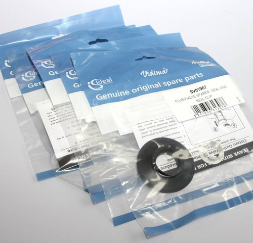 Fixthebog Trade Packs 5 Ideal Standard Armitage Sv01967 Flushvalve Seal Including FTB1387 5055639128231