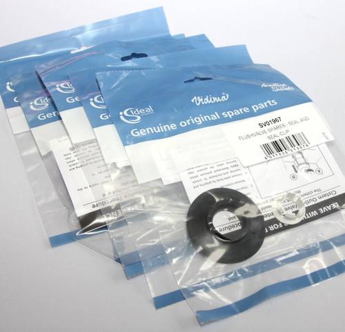 Fixthebog Trade Packs 5 Ideal Standard Armitage Sv01967 Flushvalve Seal Including FTB1387 5055639128231