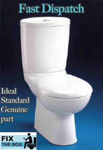 E655001 Ideal Standard Kyomi Toilet Seat And Cover Normal Close FTB104 5055639106352