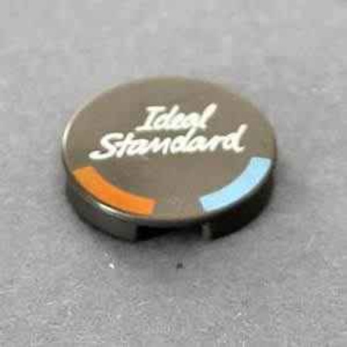 Ideal Standard A963166Lj Domi Solo, Idyll 1, Tratto Red Blue Indice Tap Insert Logo FTB1066 5055639198791