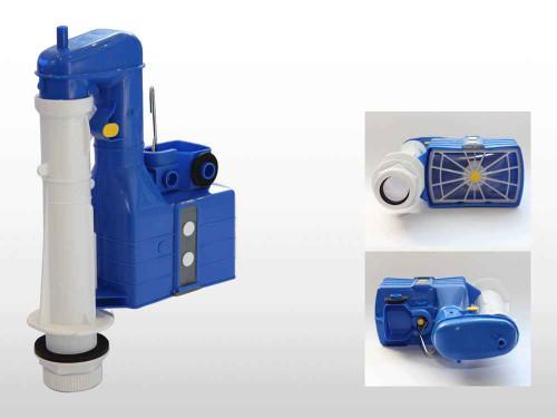 Dudley Turbo 88 7 Inch 2 Part Dual Flush Syphon Wc Cistern Diy Toilet Repair FTB430 45445321143