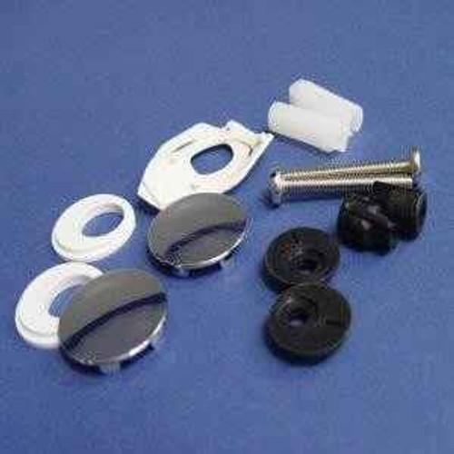 S9725Aa Ideal Standard Bakasan Fitting Pack No Pillars - Chrome FTB990 5055639123236