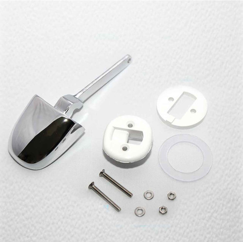 Sottini Toscana Wc Toilet Cistern Lever Quality Replacement With Fulcrum Fixing FTB102 5055639124486