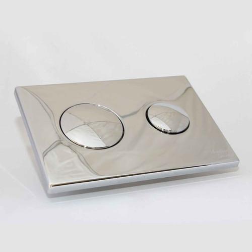 Ideal Standard S4397Aa Flushplate Dual Air Pneumatic Conceala 2 Flush Plate FTB249 5055639131415