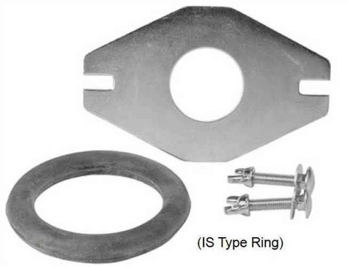 Close Coupling Kit Flat Plate Bolts And Ideal Standard Ring Washer 1 1/2 FTB285 5055639124110