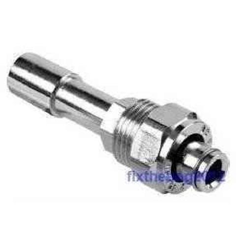 Adjustable Telescopic Thermostatic Radiator Valve Extension Chrome 15Mm To Ftb797 FTB797 5055639102798