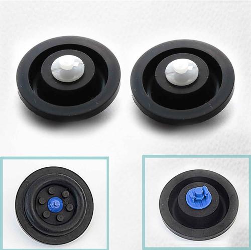 2 X Dudley Hydroflo Cistern Ball Valve Diaphragm Washer Replacement Float FTB340 5055639123915
