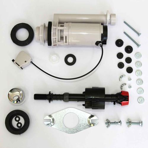Fluidmaster Procp001 Universal Cistern Pack Toilet Flush Inlet Outlet Repair Kit FTB248 5055639120594