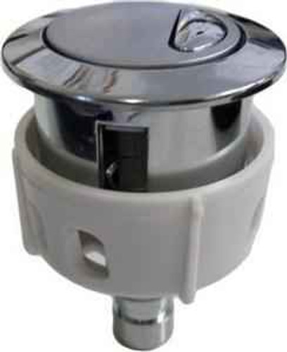 Ideal Standard Uv001Aa Chrome Push Button Chrome 7633 FTB928 5055639103627