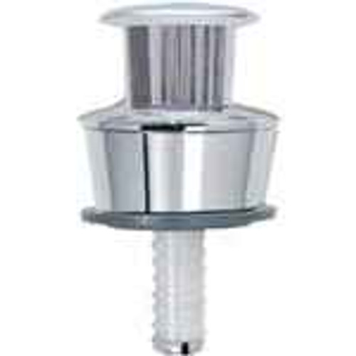 Wirquin Easyflush Raised Flush Button FTB805 45445321082