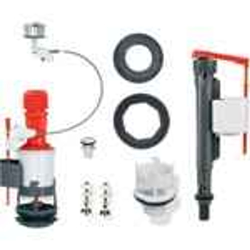Wirquin Jollyflush Dual Button Syphon Valve Inlet Valve Kit Wras Approved FTB617 5017134128390