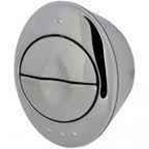 Multikwik Replacement Button Mfvb1B Push Button Chrome Dual Flush Oval FTB605 5055639101708