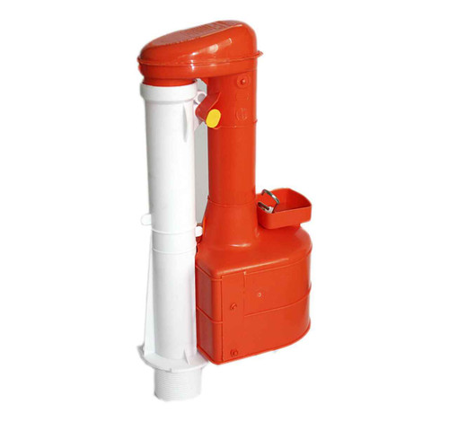 Dudley Turbo 44 8 Inch Siphon Duoflush Wras Approved For Narrow Cisterns FTB451 45445321235