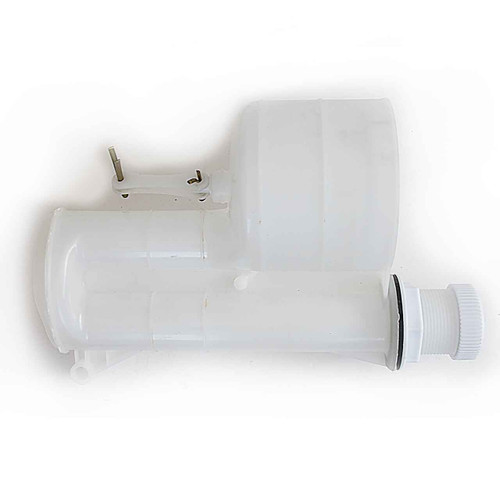 Dudley Japtic 9 Inch Low Level Syphon Siphon Wras Approved 319184 1 1/2 Outlet FTB483 5055639101340
