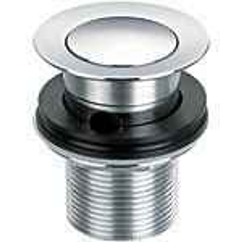 Click Click Basin Waste Slotted Chrome On Solid Brass Quality 1 1/4 Inch FTB643 5055639101883