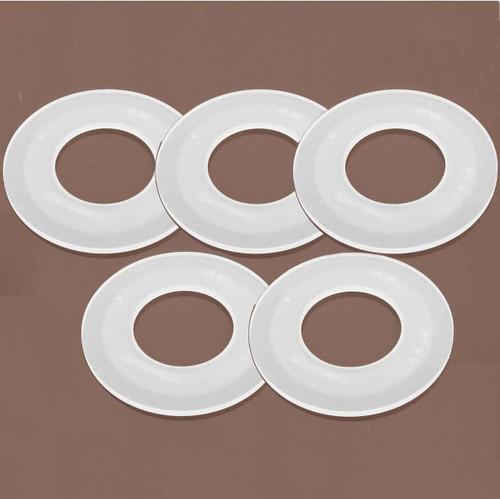 5 X Geniune Diaphragm Washer Outlet Flushing Valve Repair Rubber 816.418.00.1 FTB1005 5055639124813