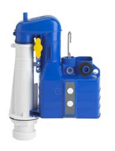 Thomas Dudley Turbo 88 Adjustable Syphon - Adjusts From 7.5-9.5 Water Saving Duo Flush FTB961 5013241049368
