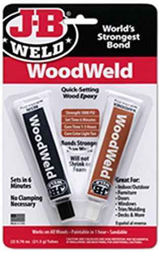 J-B Weld Light Tan Woodweld FTB2407 5055639199866