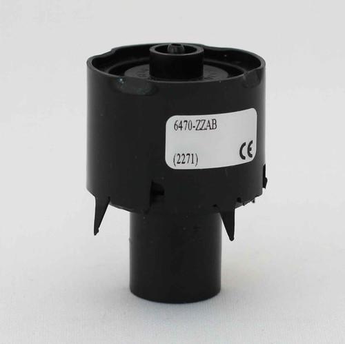 Herga Hard Air Button Bellows Only 6470 Series Bellows Housing With Plunger , 4Mm Spout FTB2569 5055639198128