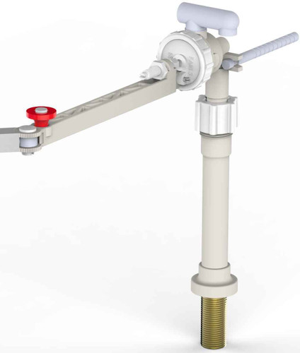 Fixthebog Thomas Dudley Bottom Telescopic Tetra Pt.3 Float Valve With Brass Tail Excludes Float FTB2617 5055639197961