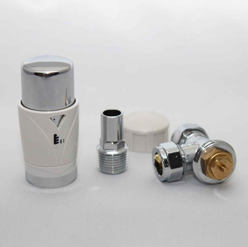 FixtheHeat Angled White EN215 A Rated TRV FTB2857 5055639195776