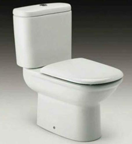 Roca Giralda WC Toilet Seat with Soft Close White FTB2563 5055639195608