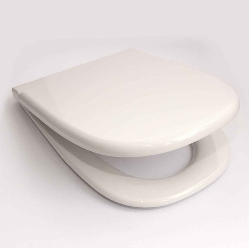 Roca Old Design Dama Replacement WC Toilet Seat with Standard Bar Hinge 801327004 White 'Ao√N√d'ao√e¨'aC FTB3055 8414329421828