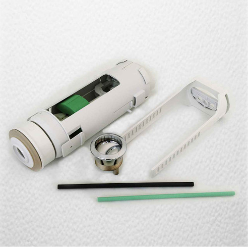 FixTheBog DIY Upgrade GEBERIT TWICO I DUAL FLUSH VALVE includes Buttons FTB4029 5055639195370