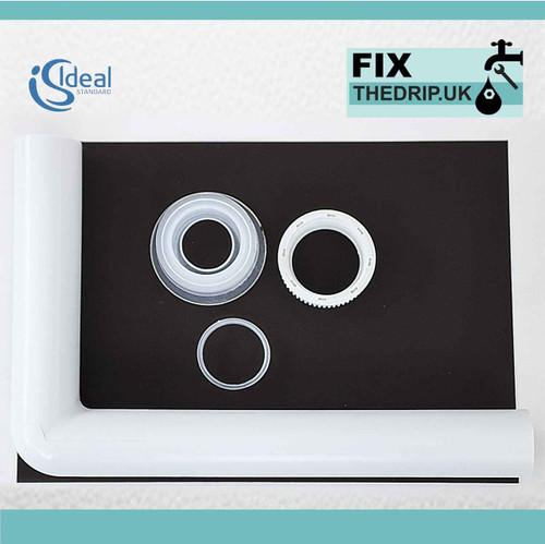 Ideal Standard SV90567 Flush Pipe Pack FTB1684 5055639194540