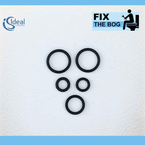 Ideal Standard S9672Nu Supamix O Rings 12814 FTB1744 5055639193949