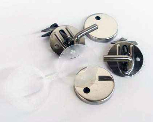 Ideal Standard SV818AA Contour 21 Seat and Cover Hinge Set Normal Close FTB1763 5055639193758
