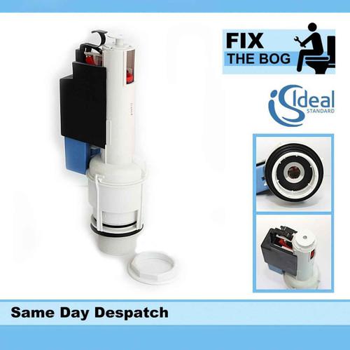 Ideal Standard SV94167 DUAL FLUSH VALVE Santorini Contour Tiffany E720401 E718401 FTB552 5055639138643