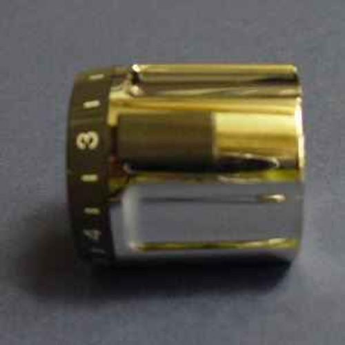 Ideal Standard A963347Aa Trevi Boost Temperature Control Handle - Chrome FTB3552 5055639193352